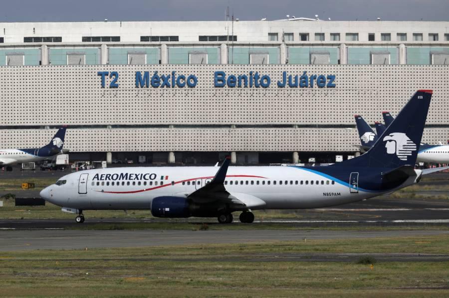 Aeroméxico consigue oxígeno de 100 mdd en Canadá