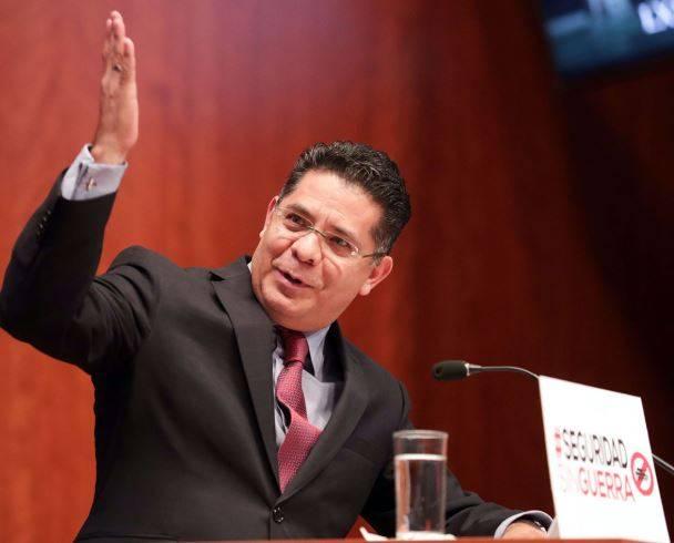 Contrae Covid-19 Rabindranath Salazar, subsecretario de Gobernación