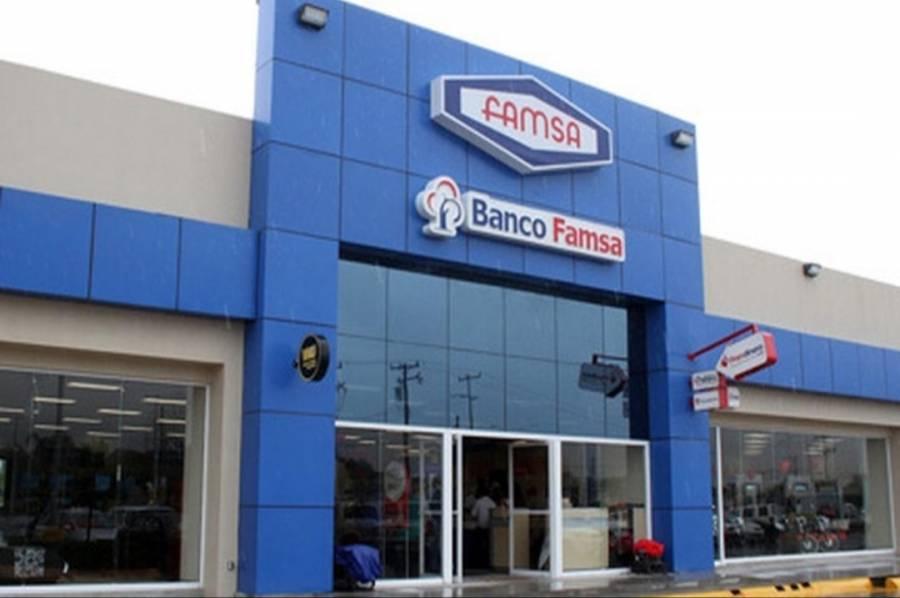 Banco Famsa quiebra, toma el control el IPAB - ContraRéplica ...