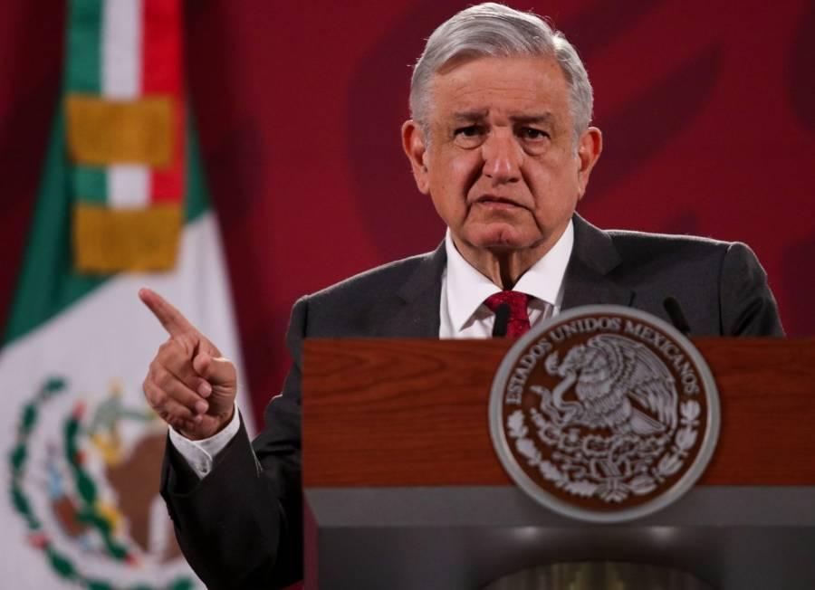 AMLO ve ineficiencia enGuanajuato;Sinhueacusa politización
