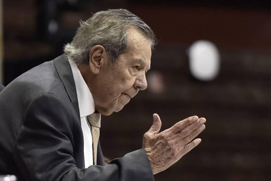 Leyes secundarias del T-MEC, brutalmente liberales: Muñoz Ledo