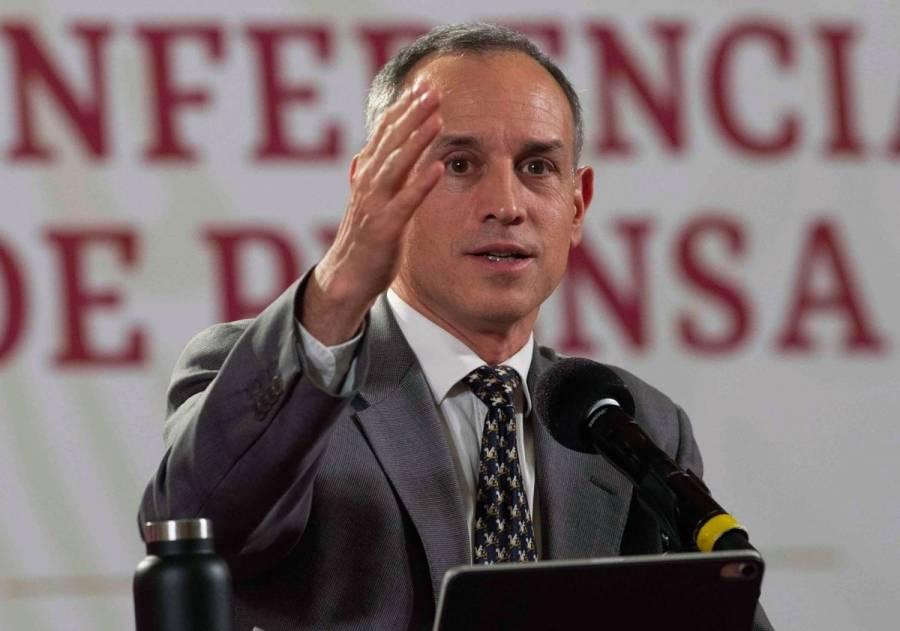 De 2 a 3 años durará la pandemia, advierte López-Gatell