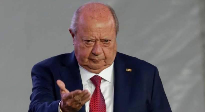 Sindicato petrolero reporta grave a Romero Deschamps por Covid-19