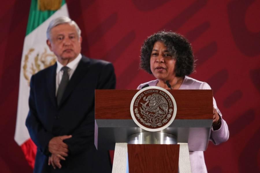 Candelaria Ochoa Ávalos renuncia a la Conavim