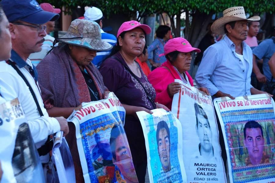 FGR solicita 46 nuevas detenciones por caso Ayotzinapa