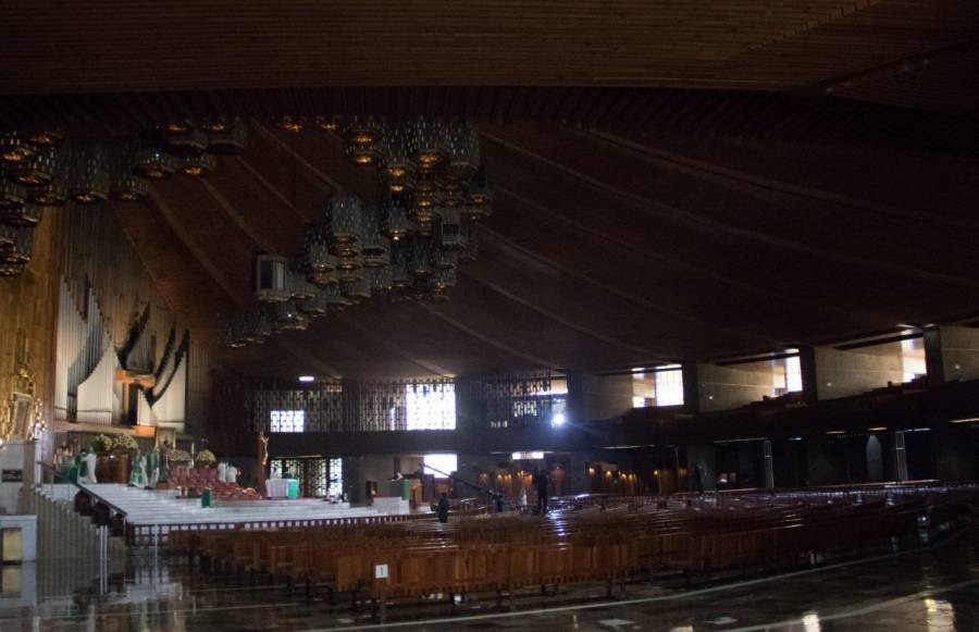 Reportan 34 sacerdotes fallecidos por Covid-19 en México, un deceso en Basílica de Guadalupe