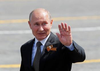 Con promesa de estabilidad, Putin pide a rusos que voten por extensión de su mandato