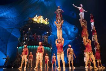 Cirque du Soleil en bancarrota por Covid-19