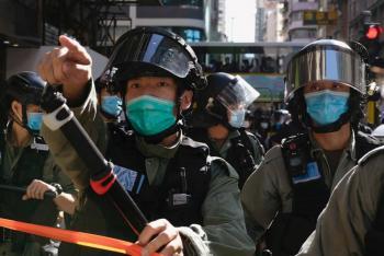 China aprueba la polémica ley de seguridad nacional de Hong Kong
