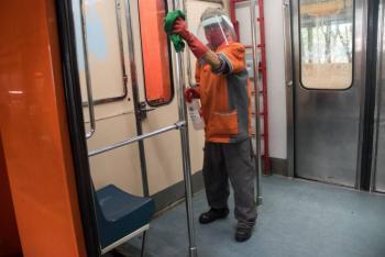 Suman 18 trabajadores del Metro fallecidos por Covid