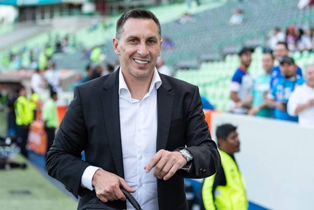 Christian Giménez se estrenará como técnico en Cancún FC
