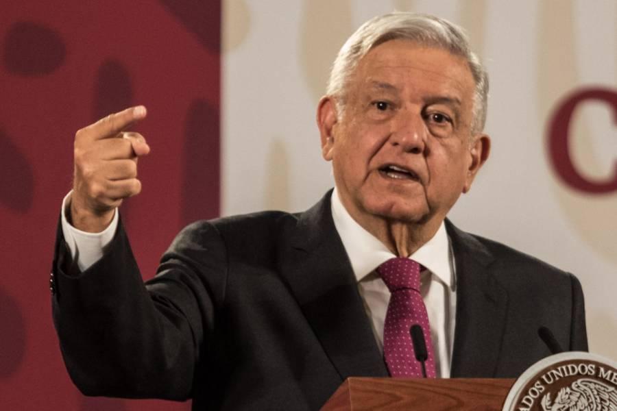 Sin pruebas contra Peña Nieto en caso Odebrecht: AMLO