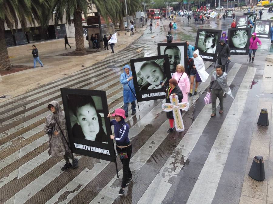 10 millones de compensación a familia de la menor que murió en Guardería ABC