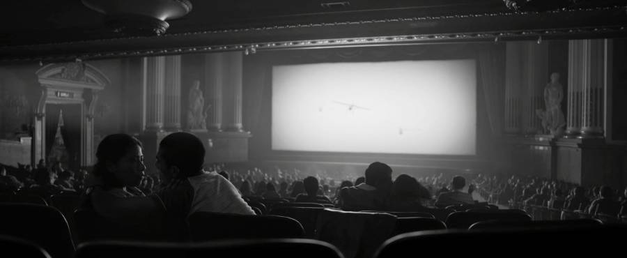 """Conferencia de cine mexicano: """"Los caminos hacia """"Roma"""" y más allá"""""""
