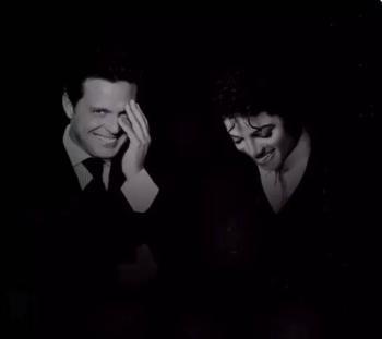 Luis Miguel publica dueto perdido con Michael Jackson