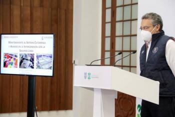 El 4 de julio suspenden bombeo del Cutzamala por mantenimiento