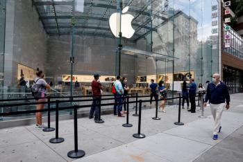 Apple vuelve a cerrar tiendas en siete estados de EU y suma 77 locales sin operar