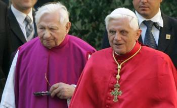 Muere hermano de Papa emérito Benedicto XVI