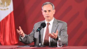 López-Gatell: pandemia sigue activa y en aumento