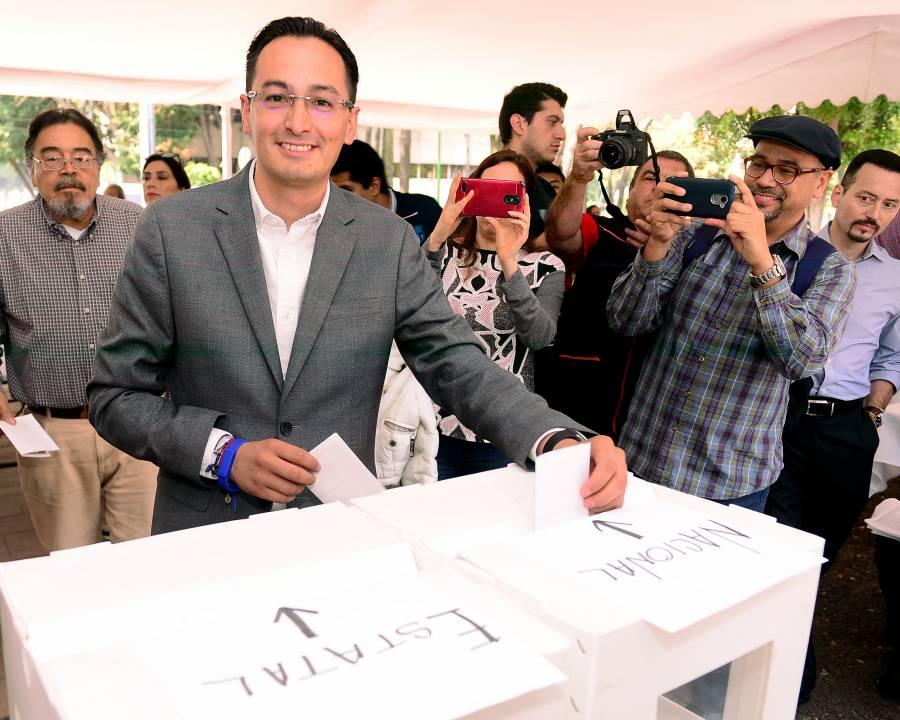 PAN va a recuperar la ciudad para los capitalinos: Atayde Rubiolo