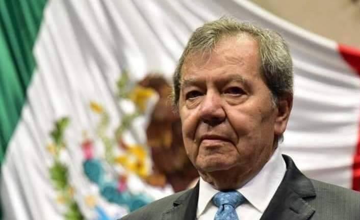 Muñoz Ledo califica como nefasta la política migratoria de México