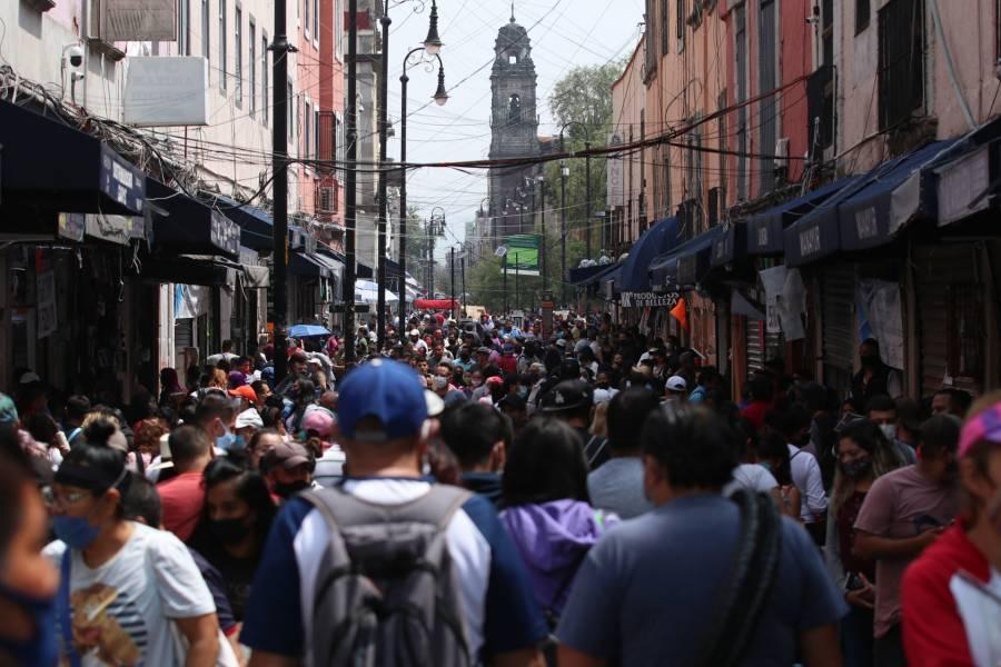 A pesar del aumento de contagios y muertes en México E.U. y Brasil siguen reabriendo negocios