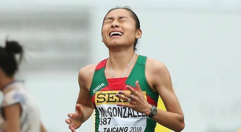 Dejan sin olímpicos a Lupita González; TAS ratifica sanción por dopaje