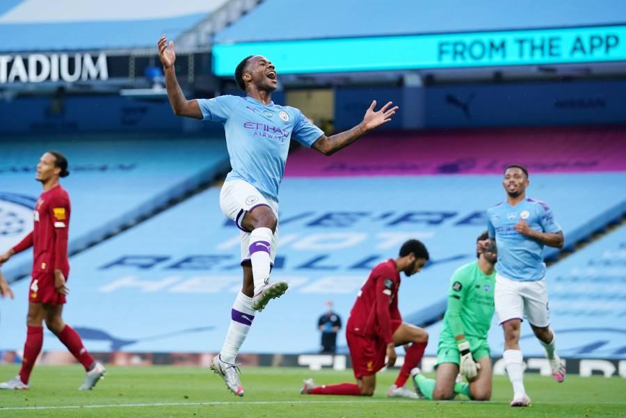 Manchester City pasa por encima del campeón Liverpool