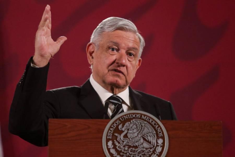 Que AMLO exija a Trump públicamente frenar construcción de muro: Senadores PAN