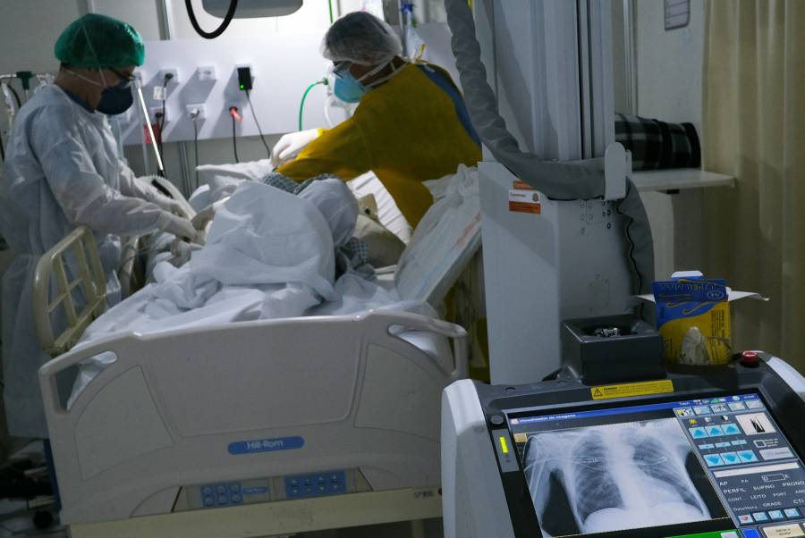 Brasil reporta más de 48 mil contagios de Covid-19 en un día