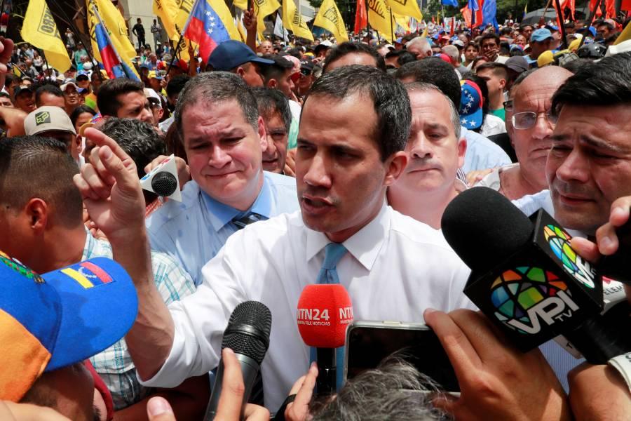 Gobierno Británico reconoce a Guaidó como presidente de Venezuela en disputa oro: corte