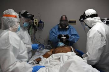 Colapsa sistema sanitario de Houston