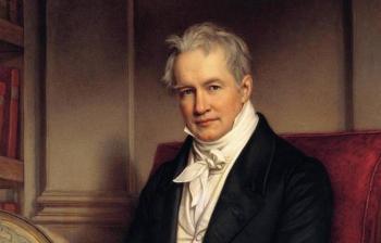 El ejemplar de mastodonte que amistaría a Jefferson y Humboldt