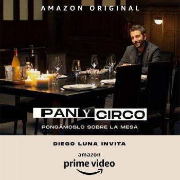 Diego Luna invitará a López-Gatell y Sánchez Cordero a su programa en Amazon