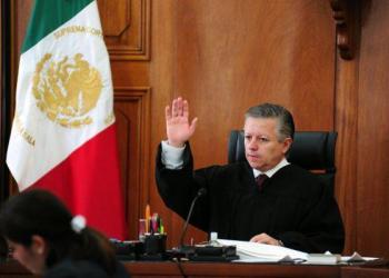 'Cualquier sospecha de corrupción será investigada' presidente de la SCJN