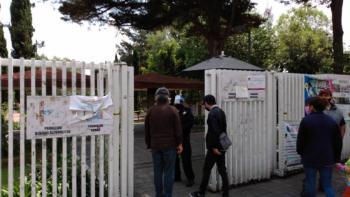 REABREN DEPORTIVOS CON RESTRICCION DE CANCHAS DE FUTBOL Y BASQUETBOL EN M CONTRERAS