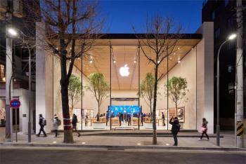 Por repunte de covid-19 cierra Apple 30 tiendas en Estados Unidos