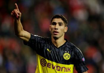 Real Madrid anuncia acuerdo para traspasar a Hakimi al Inter de Milán