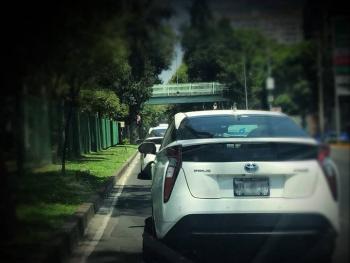 Venta de autos en México cae 41.1%: Inegi