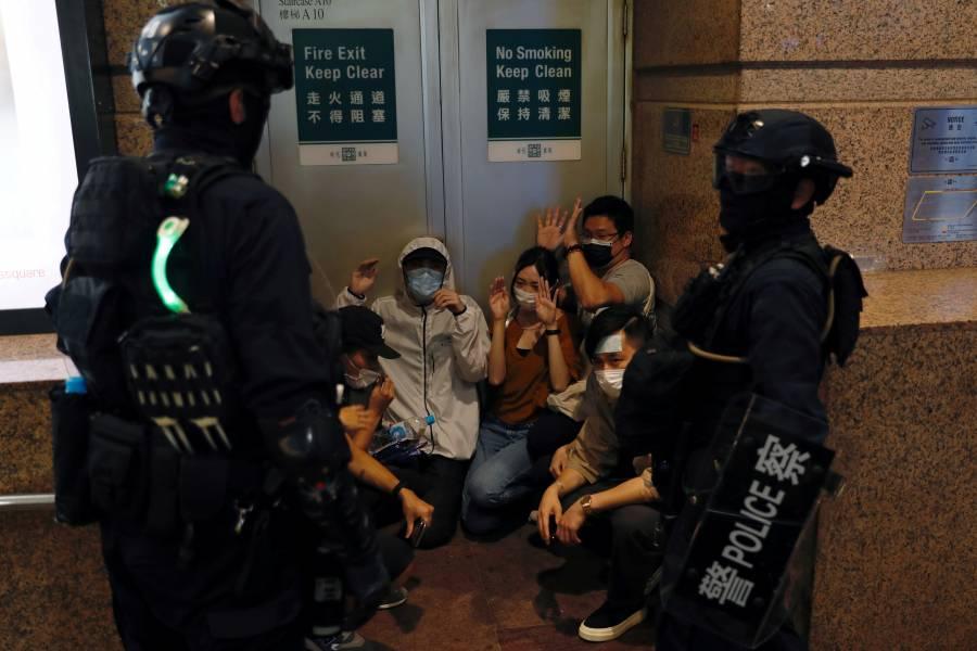 Congreso de EU aprueba sanciones  por ley de seguridad en Hong Kong