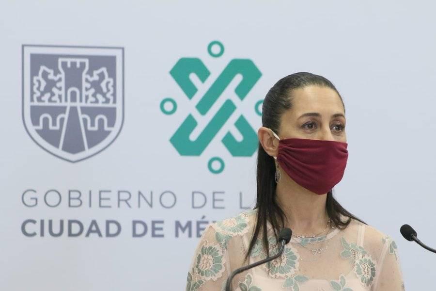 Seguirá la Ciudad de México la semana próxima con semáforo naranja