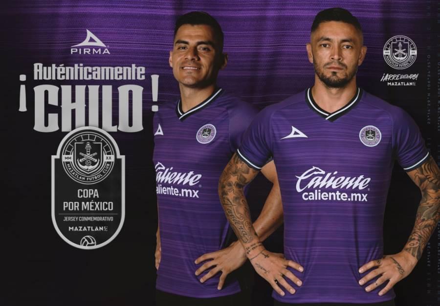 Mazatlán FC presenta jersey conmemorativo para la Copa GNP