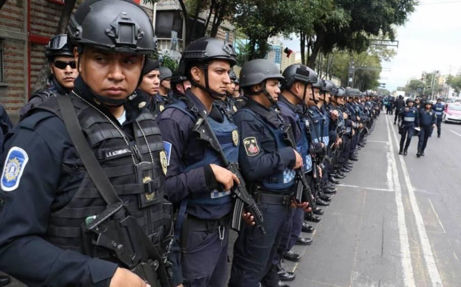 Asesina comando armado a cinco policías en Guanajuato