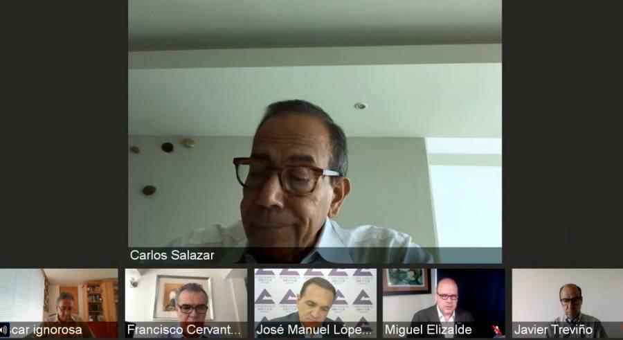 IP y Gobierno mantienen una relación distante: Bosco de la Vega