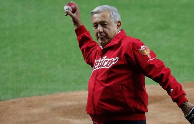 'Podríamos hablar de béisbol' afirma AMLO sobre encuentro con Trump