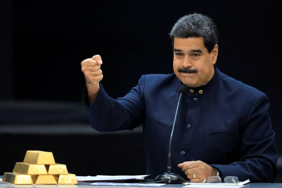 Juez niega a Maduro acceso  a oro en Banco de Inglaterra