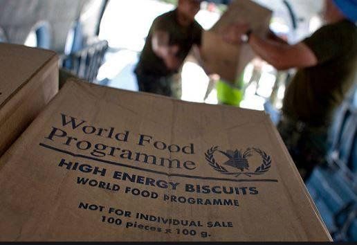 Papa Francisco dona 25 mil euros para el Programa Mundial de Alimentos