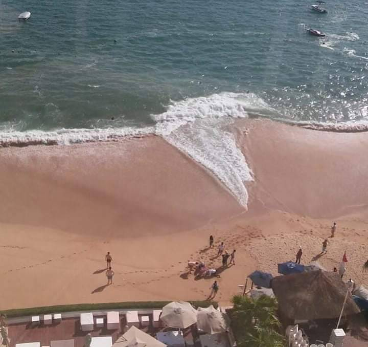 Turista de la CDMX muere en Acapulco en apertura de playas