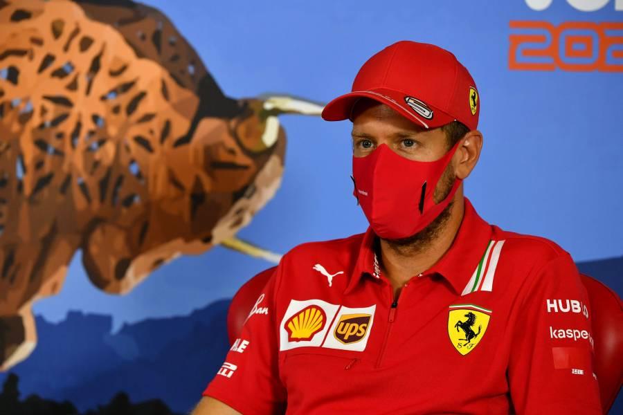 Pandemia selló el adiós de Vettel: jefe de Ferrari
