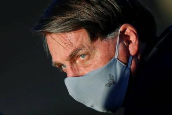 Bolsonaro veta uso obligatorio de mascarillas en lugares cerrados